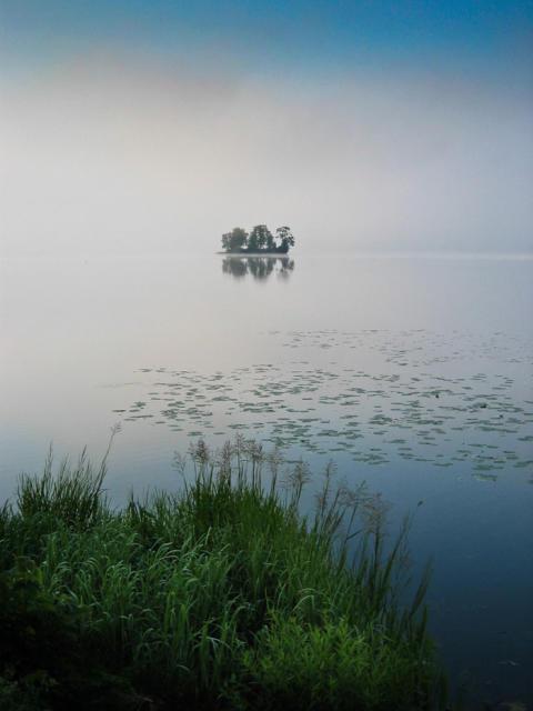 Lindesbergs Fotoklubb på Lindessjön Runt Dagen