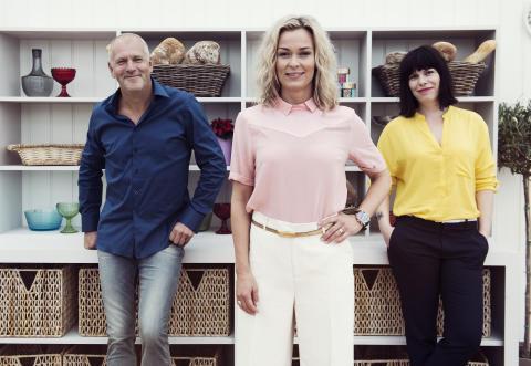 Nå bakes det igjen på TV3! Sesongpremiere på Hele Norge baker