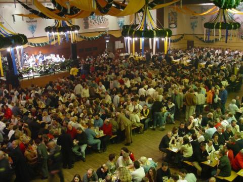Starkbierfest i München