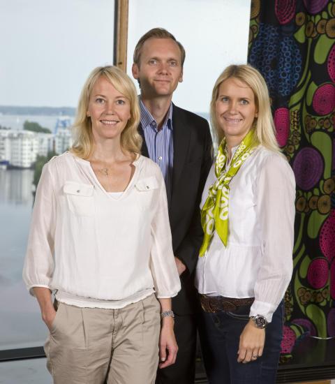 Styrelsen för Familjen Löfbergs Stiftelse