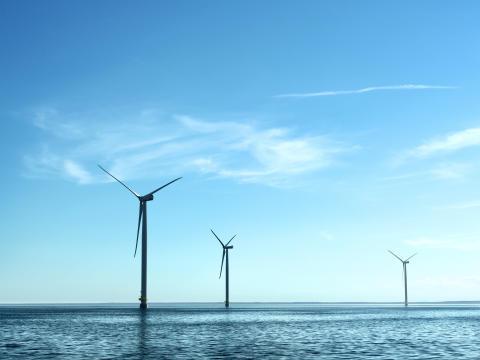 Vindkraftverken i Vänern får franska ägare