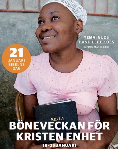Karibiens kristna inspirerar årets Bönevecka