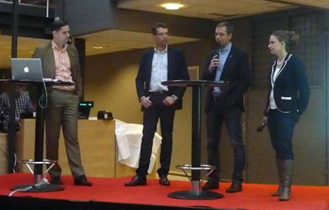 Mjärdevi Frukost med IT-talang 2012