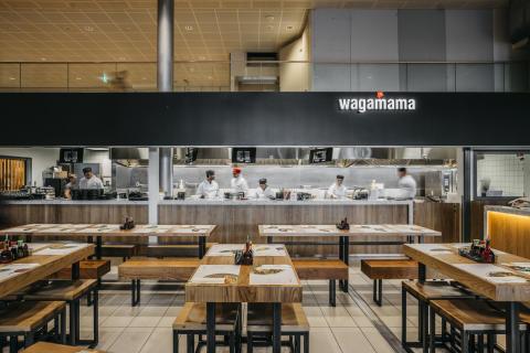 20180619 - Wagamama Oslo Airport 5