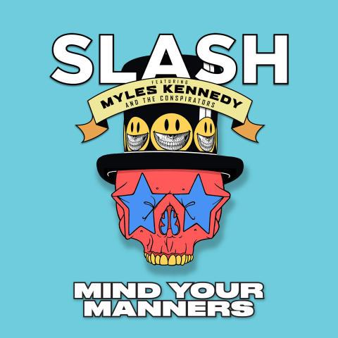 Slash slipper ny smakebit fra kommende plate