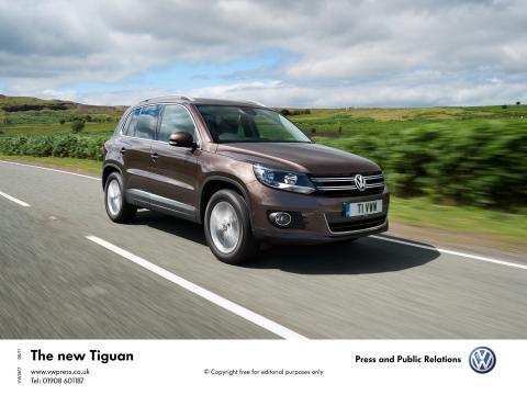 Volkswagen Tiguan Match 4x4 is strikingly good value