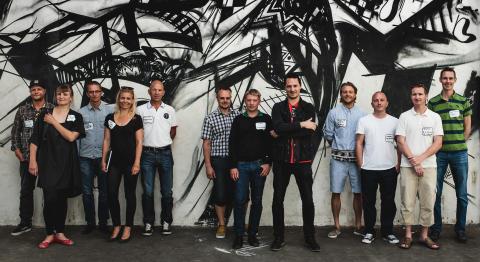 GAME StreetMekka Esbjerg konkurrence teams