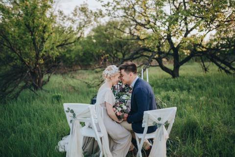 På menyn: Sommarbröllop