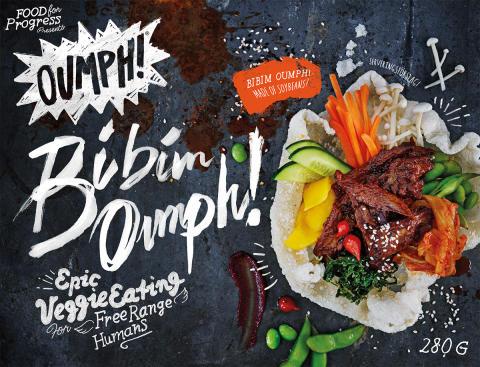 Bibim Oumph!  - Oumph! goes Asia