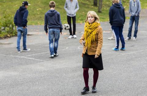 Steg för steg mot gymnasievalet