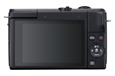 EOS M200_Back_Body