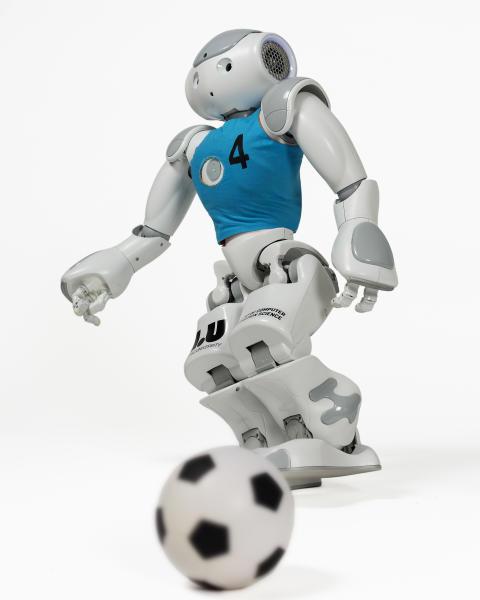 Roboten Elsa. Foto: Anna Gerdén