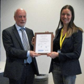 Prestigious award to SaltLite scientist