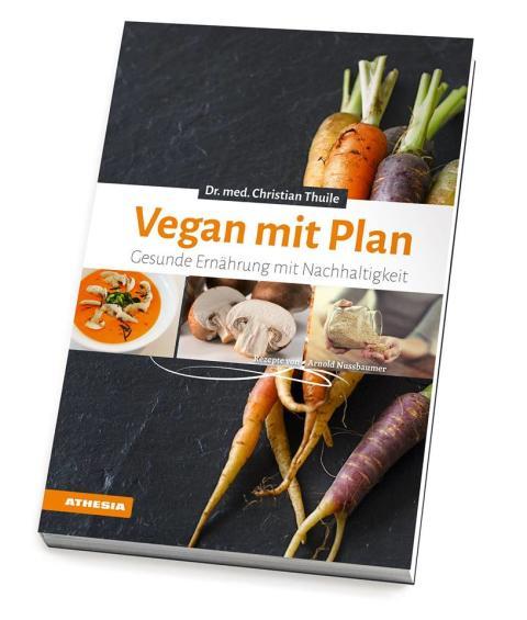 """Buchvorstellung """"Vegan mit Plan"""" am 26. November 2016 im DolceVita Alpiana Resort in Völlan"""