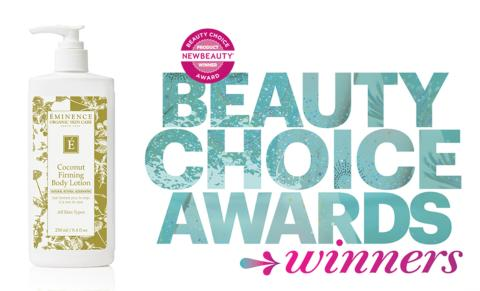 """Éminence Coconut Firming Body Lotion: """"Best Double-Duty Body Lotion"""""""
