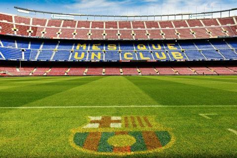 Se spansk ligafotboll med Ving i Barcelona och Madrid