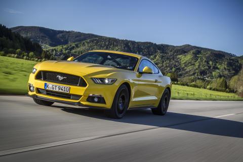Ford Mustang er verdens bedst sælgende sports coupe