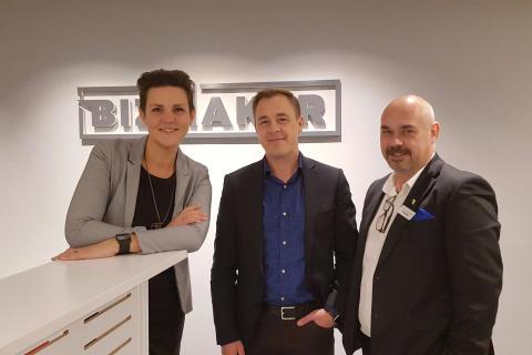 Samarbete ger Västernorrlands tillväxtföretag nya möjligheter