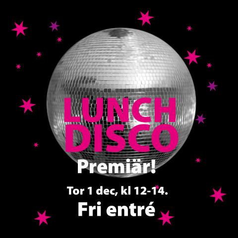 LunchDisco med DJ Xappa