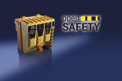 Smart Safe Reaction med openSAFETY för PROFINET
