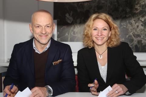 Svenska Hyresfastigheter tecknar avtal om bostäder i Väsby