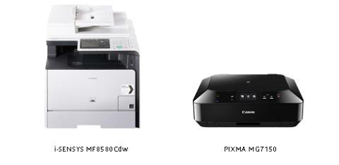 Canon lanserer gratis firmware oppgraderinger for sine første Mopria™ sertifiserte produkter