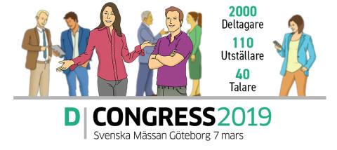 Skapa nya affärskontakter på D-congress 2019