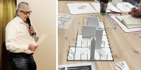 Semrén & Månsson vill bredda arkitektutbildningen