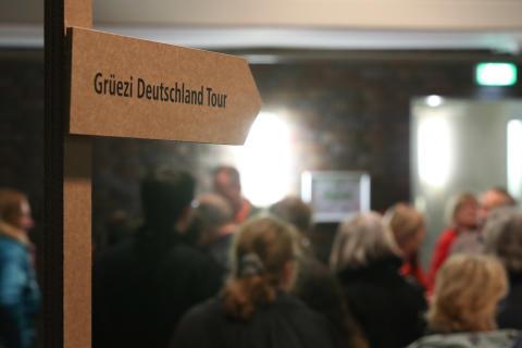 Grüezi Deutschland Tour Essen