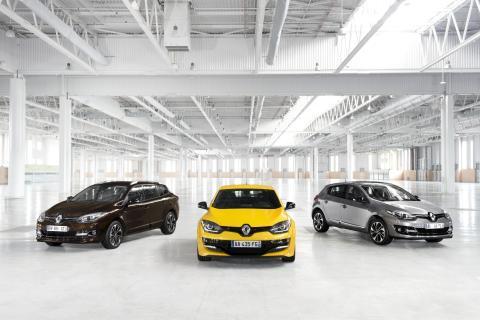 Nyt design til Renault Megane