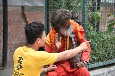 Scientologins Frivilligpastorer i tjänst för Nepal