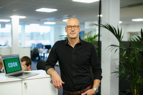 CDON lanserar ny varumärkesidentitet och stärker sin marknadsposition - i ett samarbete med byråerna Neumeister och ACNE