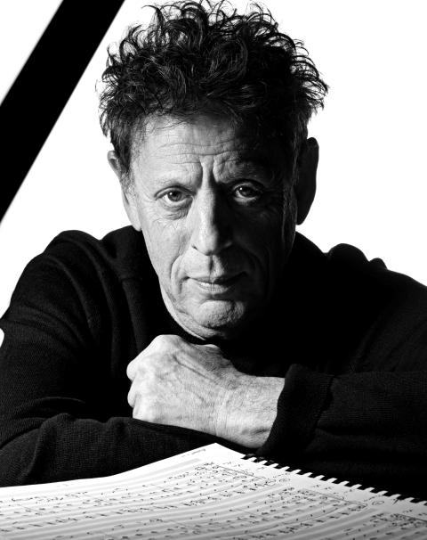 Philip Glass - film Koyaanisqatsi 22 maj 18.00 , Philip Glass konsert 23 maj 19.00
