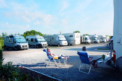 Reisemobilclubs sind bei Goldschmitt herzlich willkommen