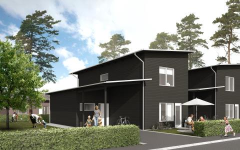Byggstart för Balticgruppens villkor på Umedalen