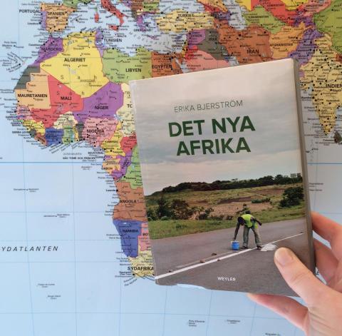 Nytt läromedel om Afrika