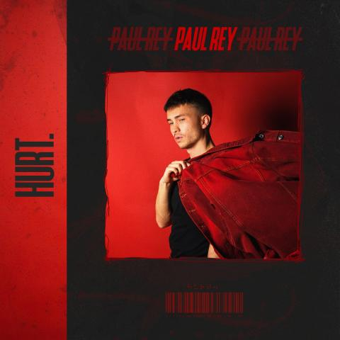 Paul Rey släpper nya singeln Hurt
