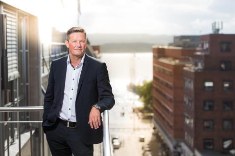 Sven Fossum, Informasjonssjef Manpower Group Norge