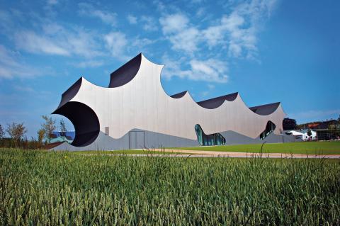 Dansk arkitektur höjs till skyarna av svenska arkitekter
