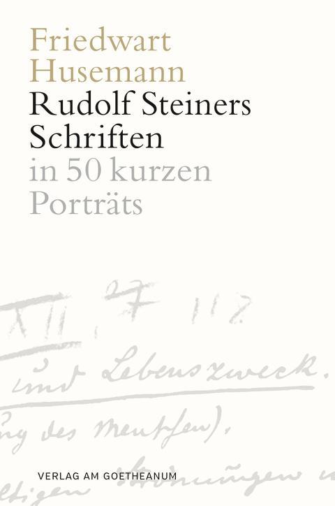 Individueller Zugang zu Rudolf Steiner. Buch ‹Rudolf Steiners Schriften› führt in die Anthroposophie ein