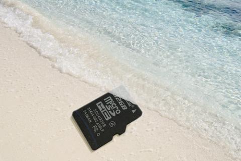 Vier Tips gegen Datenverlust von Urlaubsfotos