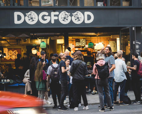 Dogfood nominerad till två priser på Fast Food Awards