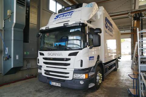 Scania P 320 für Kühltransporte