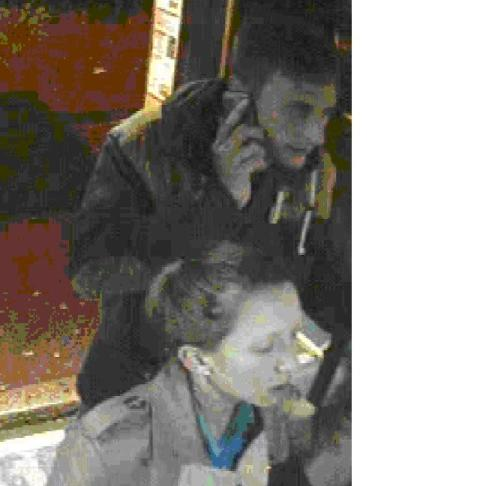 ACP/2 (male) and ACP/3 (female) sought following bus assault, SE18