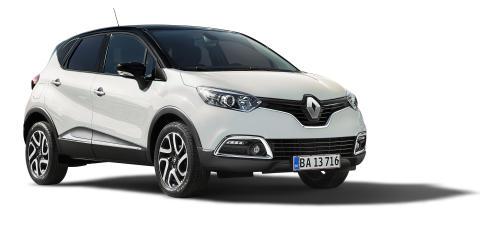 Cool nytårsgalla hos Renault