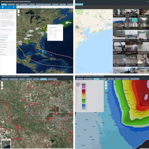 Hurricane Harvey – sådan håndterer USA stormen