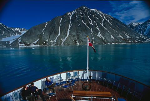 Открываем Шпицберген с моря