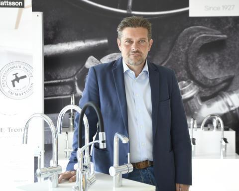 Hasse BIe Nielsen, ny salgs- og projektrådgiver for Damixa, Mora og FM Mattsson