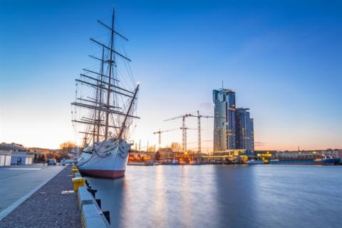 3 städer på en och samma gång - Upplev Gdynia, Sopot och Gdansk i Polen!