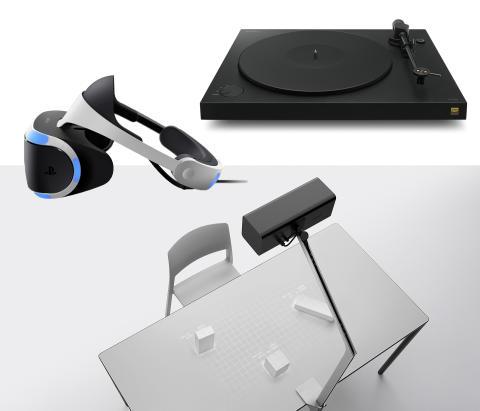 Sony vann 18 utmärkelser under iF Design Awards – inklusive tre guld